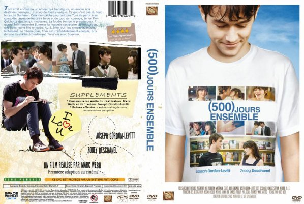 CRITIQUE DE FILMS. ♠ (500) Days of Summer