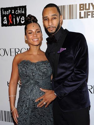 Alicia Keys maman d'un garçon !