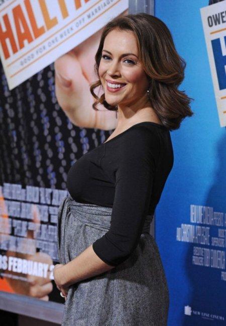 Top Alyssa Milano enceinte de 3 mois ! - Blog de bebes-des-stars EP01