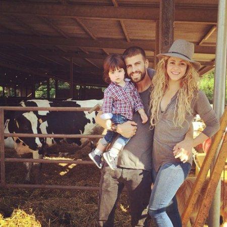 Shakira enceinte de son dexième enfant !