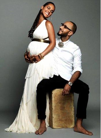 Alicia Keys enceinte de son deuxième enfant !