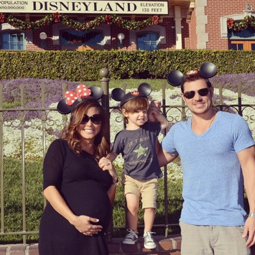 Vanessa Lachey, Nick Lachey et leur fils Camden, 2 ans !