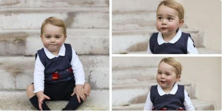 Prince Georges De Cambridge, 17 mois !