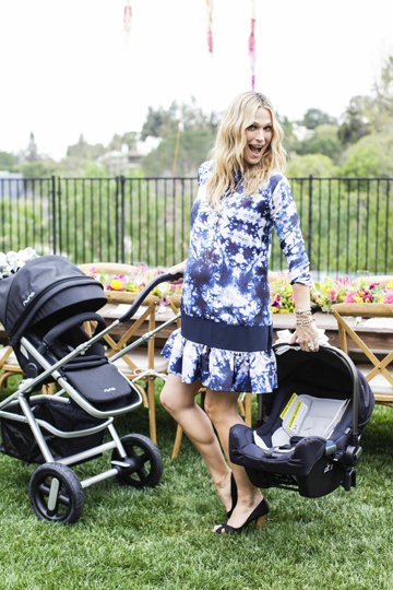 Baby Shower de Molly Sims !