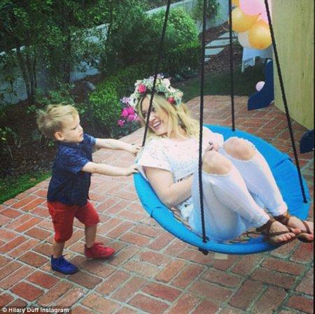 Baby Shower de Haylie Duff !
