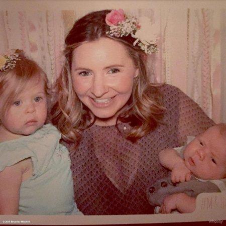 Beverley Mitchell et ses 2 enfants : Kenzie et Hutton !