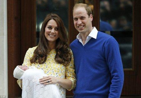 Le Duc et La Duchesse de Cambridge parents pour la seconde fois !