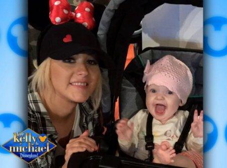 Christina Aguilera et sa fille Summer Rain, 9 mois !