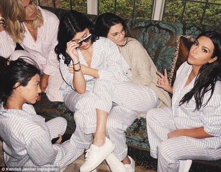 Baby shower de Kim Kardashian !
