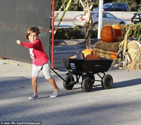 Kourtney Kardashian, Mason et Penelope !