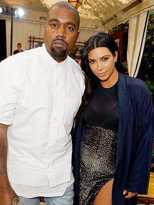 Kim Kardashian maman pour la seconde fois !