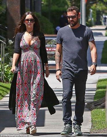 Megan Fox enceinte de son troisième enfant !