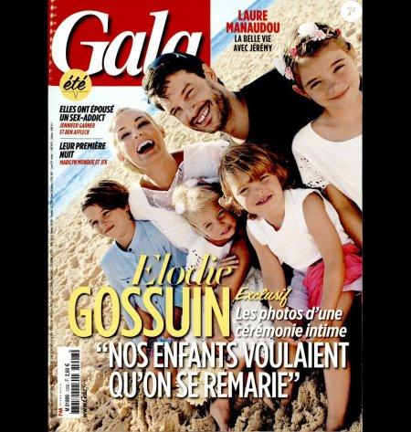 Elodie Gossuin en famille !