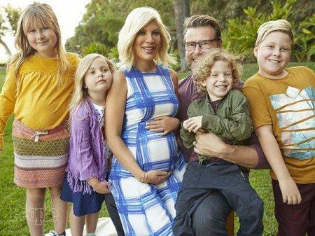 Tori Spelling enceinte de son cinquième enfant !