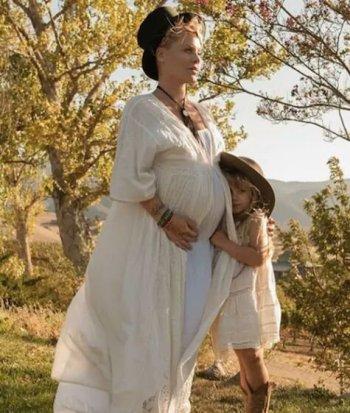 Pink enceinte de son deuxième enfant !