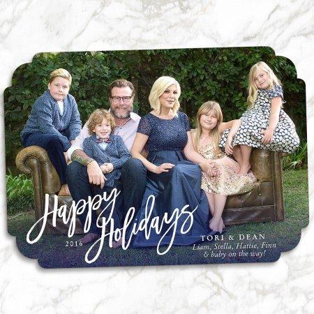 Carte de v½ux de Noël de célébrités ! (2016)
