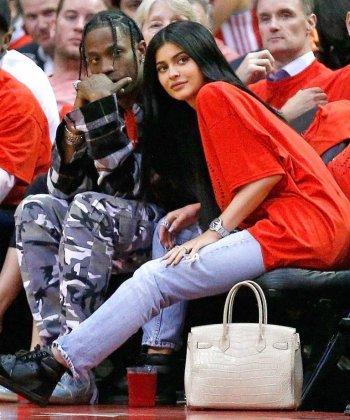 Kylie Jenner enceinte de son premier enfant !