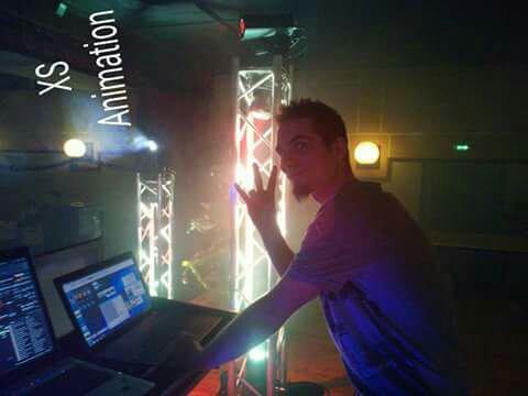 Ingenieur lumiere avec mon DJ