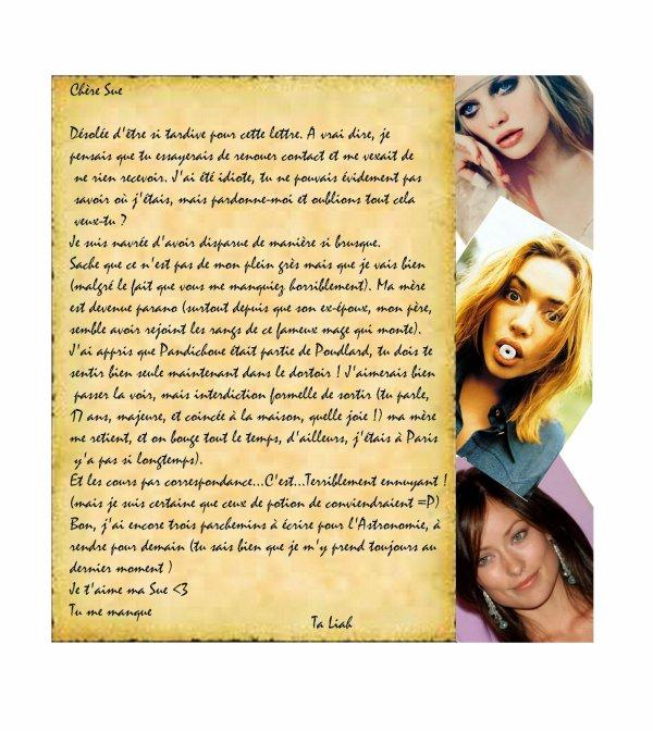 La lettre de Liah
