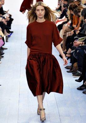 Fashion Week Paris_Défilé Chloé