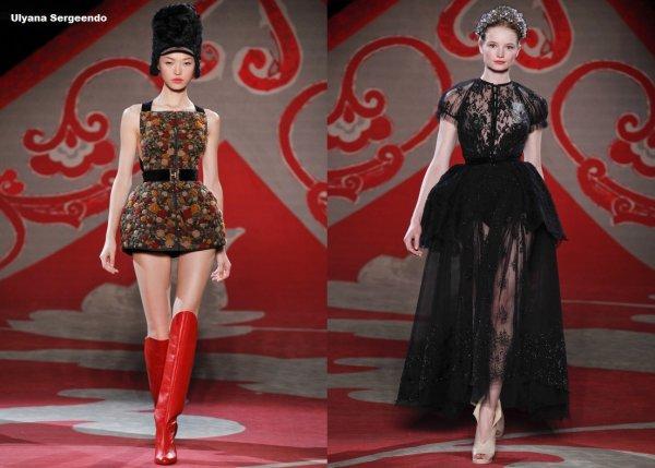 Haute Couture 2012/13_Paris