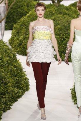 Dior Haute Couture Printemps-Eté 2013