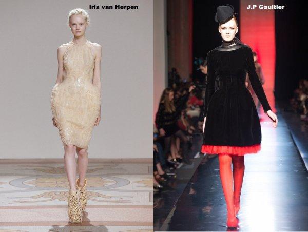 Défilés Haute-Couture 2013-2014