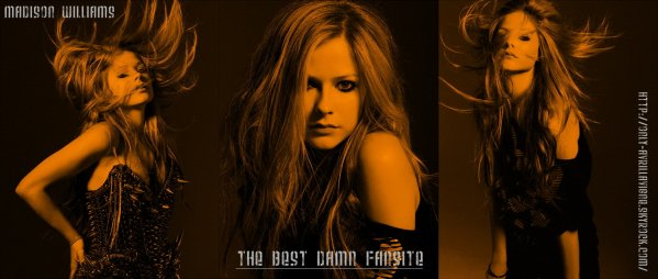 ONLY-AVRILLAVIGNE, The Best Damn Fansite !