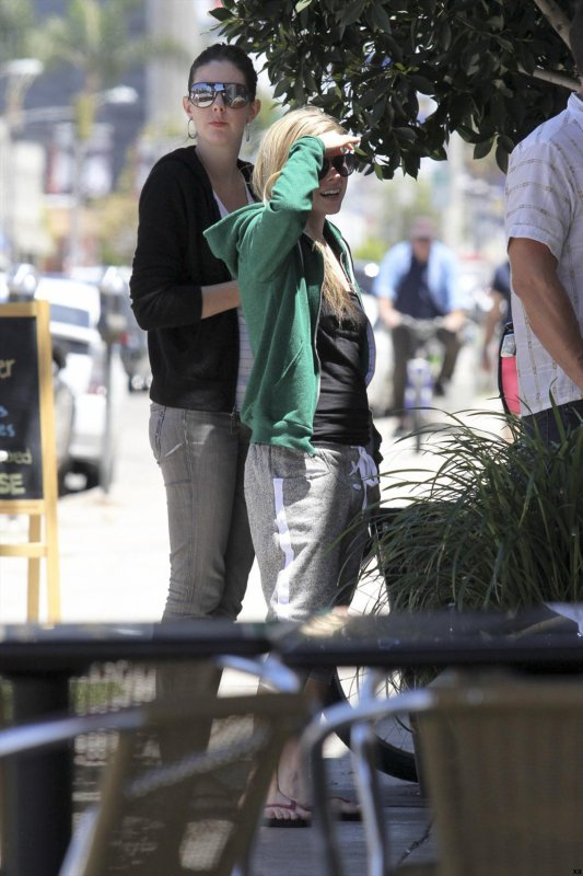 Out in Beverly Hills - June 25, 2012