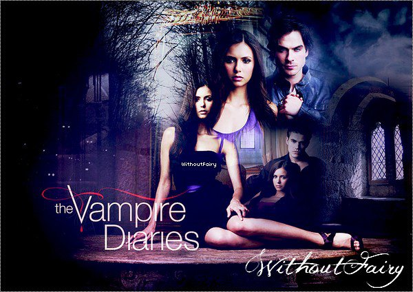_» WithoutFairy.skyblog.com_♥______________-____________________________Newsletter. ~ Sommaire. __Article #02 ٠ The Vampire Diaries_________________________________________________I love you`  ♥