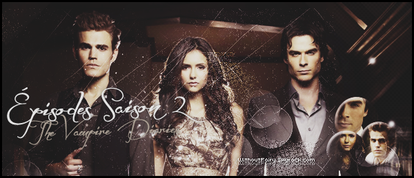 The Vampire Diaries ٠ S A I S O N 2 _♥   ▬ ▬ ▬ ▬ ▬ ▬ ▬ ▬ ▬ ▬ ▬ ▬ ▬ ▬ ▬ ▬ ▬ ▬ ▬ ▬ ▬ ▬ ▬ ▬ ▬ ▬ ▬