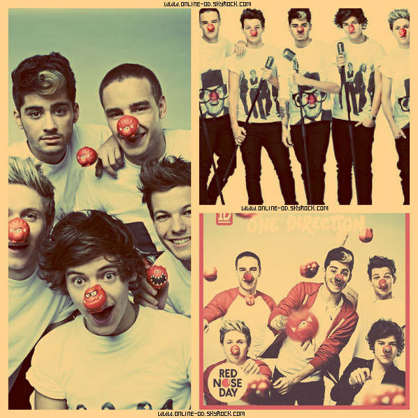Photoshoot pour le nouveau single One Way Or Another.