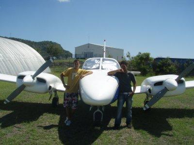 Pilote... ( Randzi, Ivigny )