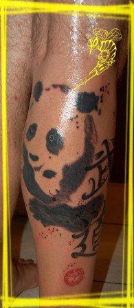 ...LE KUNG-FU PANDA !!!
