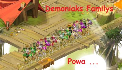 Bienvenu sur le blog de la Demoniaks Familys