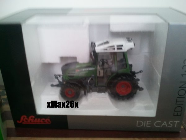 Voici ma Collection de Tracteur Miniature - Fendt