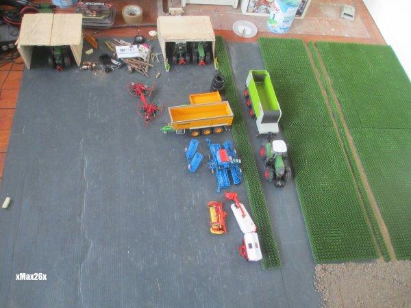 Les autres tracteurs etc.. font parti des autres projets ;)
