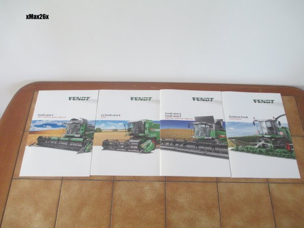 NEWS Brochures Fendt