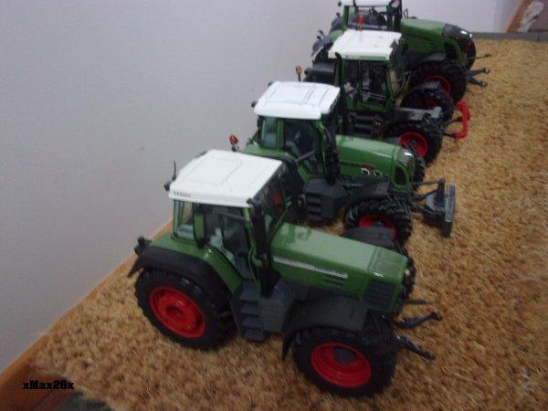 Les Tracteurs de l'entrepreneur Defoß