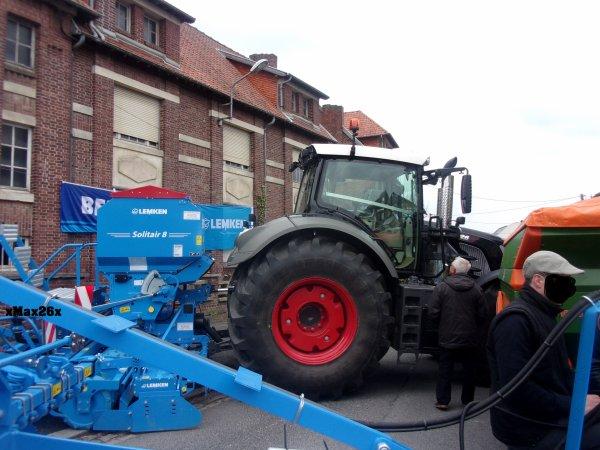 Foire Agricole Montdidier 06/04/15