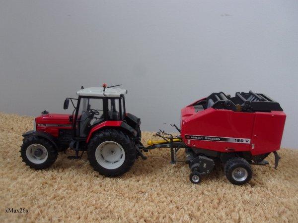 MF 6170 & MF 169 V