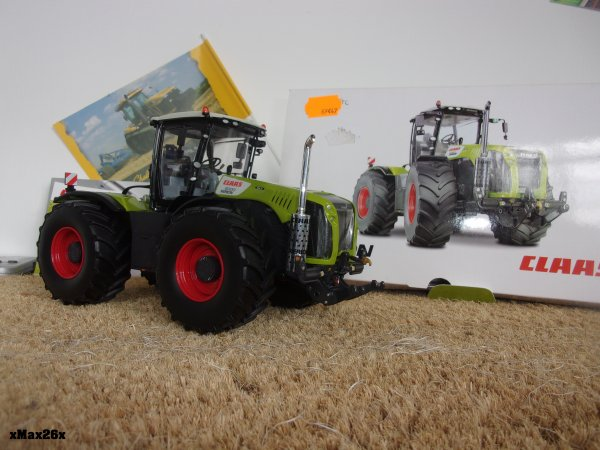 Claas Xerion 5000 =D