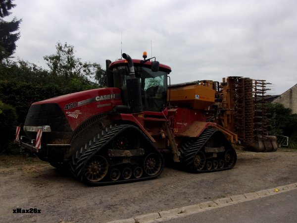 Case IH Quadtrac 450