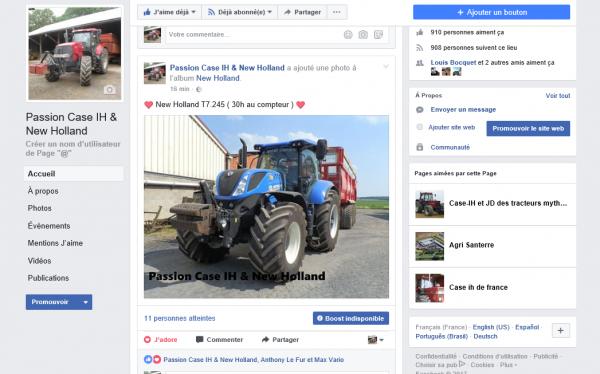 Recherche  fan de Case IH ou New Holland , Ford , Fiatagri , Steyr . Ou personne pour être Modérateur sérieux qui peu prendre des photos de tracteurs etc..