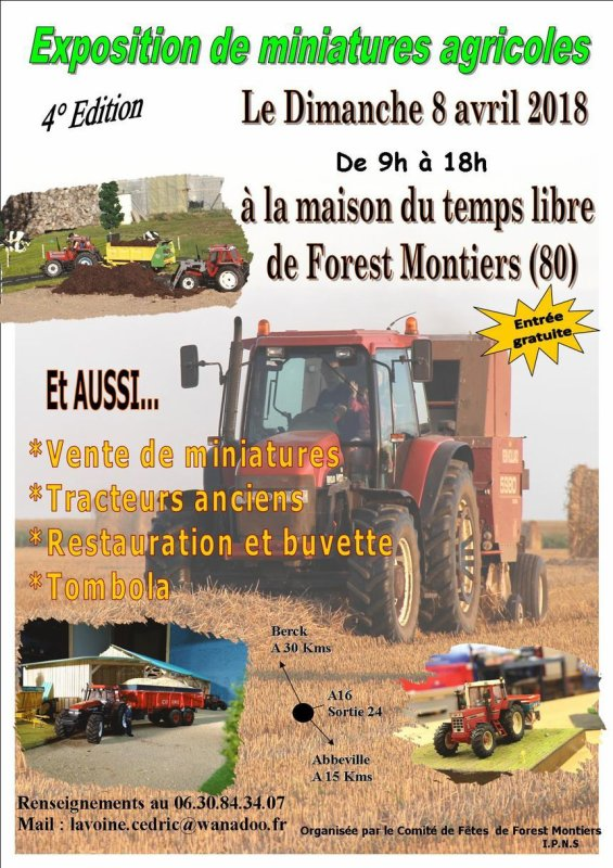 Exposition Forest Montiers 2018