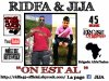 CD l'PAS SAGE / Ridfa feat Jija : On est al (2011)