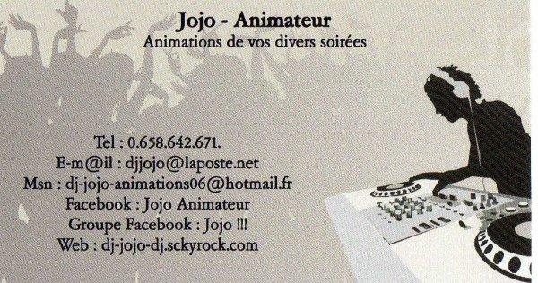Connu Blog de Dj-JoJo-Dj - Jojo - Animateur - Skyrock.com MV58
