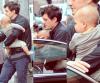20.10.2011 ~ Orlando et son fils dans NYC