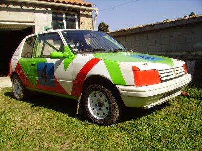 mon ancienne voiture