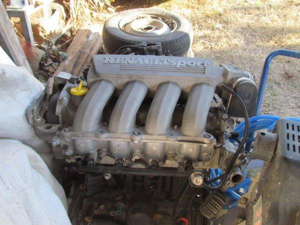 le moteur clio rs